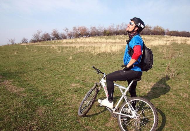 România la cald. 110 km pe biciclete.