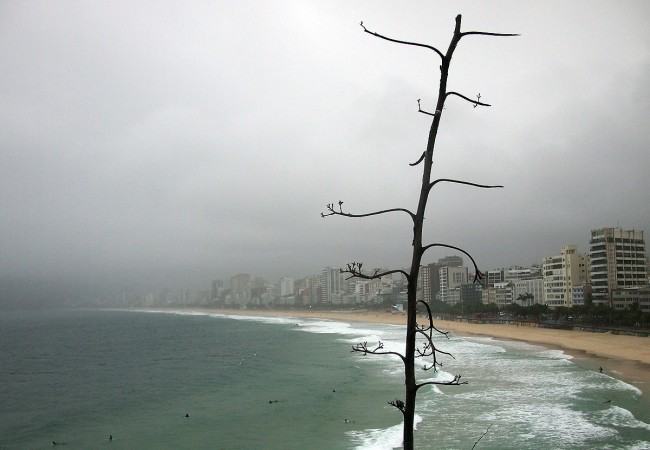 Ipanema from Arpoador