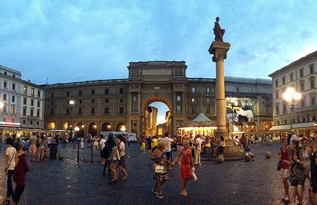 5. Trieste – Bologna – Florenta