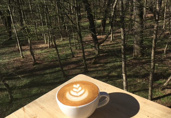 Home cappuccino