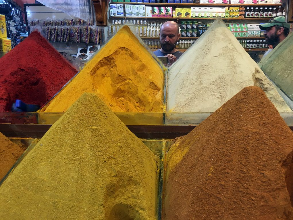 7.  În derivă prin Marrakesh