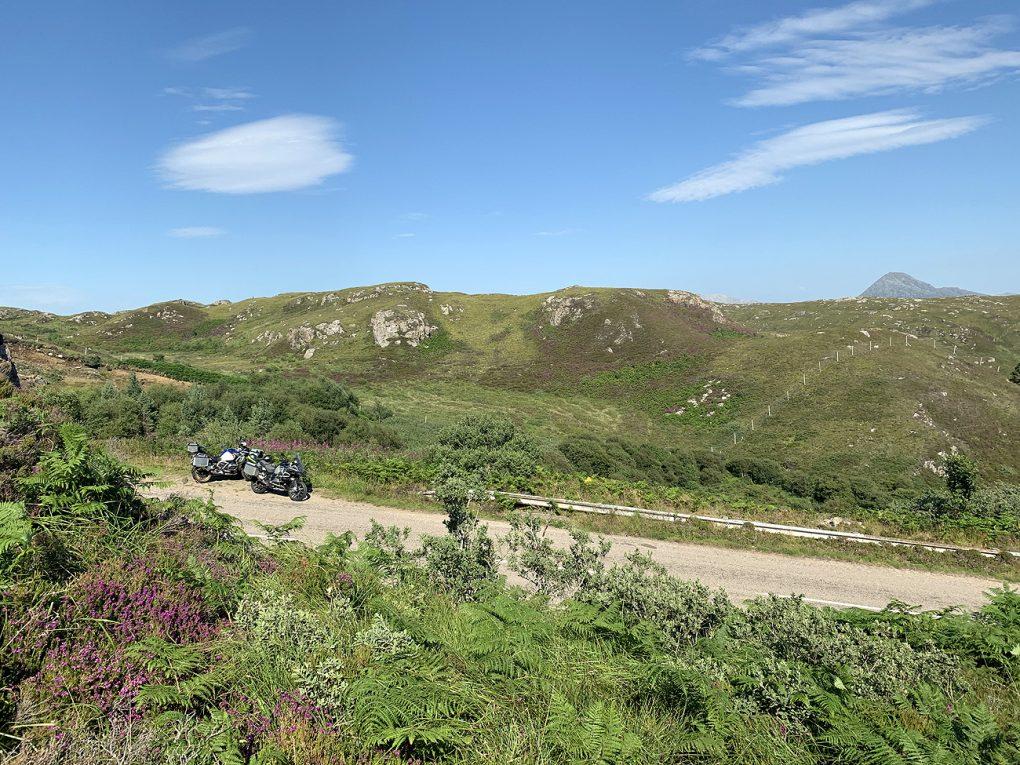 Scoția. În căutarea concediului perfect (7) – Shooting and riding in Sutherland