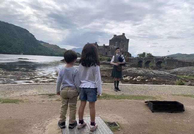 Scoția. În căutarea concediului perfect (10) – Inverness: all checked