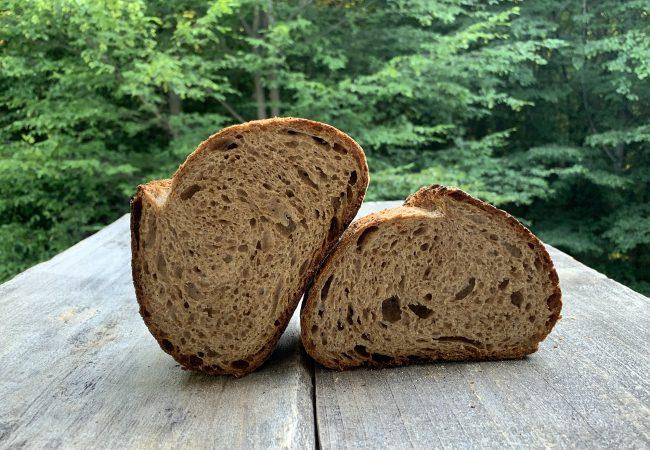 Pâinea integrală